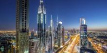 دبي تطلق أول طريق ذكي في منطقة الشرق الأوسط