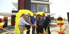 ماكدونالدز الإمارات تفتتح مطعمها الأكبر في مدينة العين