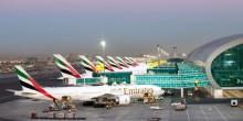 مطار دبي الدولي يحتل المرتبة الثالثة عالميًا من حيث الازدحام