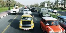 وزارة الداخلية تنوي تخفيض أعداد السيارات القديمة في الإمارات