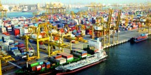 """ميناء """"جبل علي"""" الأول في الشرق الأوسط للمرة الـ22 على التوالي"""
