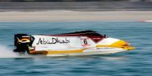 زوارق أبوظبي تحتل المرتبة الأولى عالميا