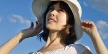 كيف تحمي بشرتك من أشعة الشمس؟