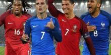 تقرير   مفاجأت صادمة لم نتوقع حدوثها في نهائي يورو 2016
