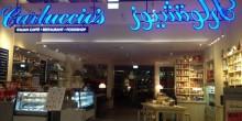 تمتع بأفضل أصناف المشاوي والأطباق الإيطالية الكلاسيكية في مطعم كارلوتشيوز