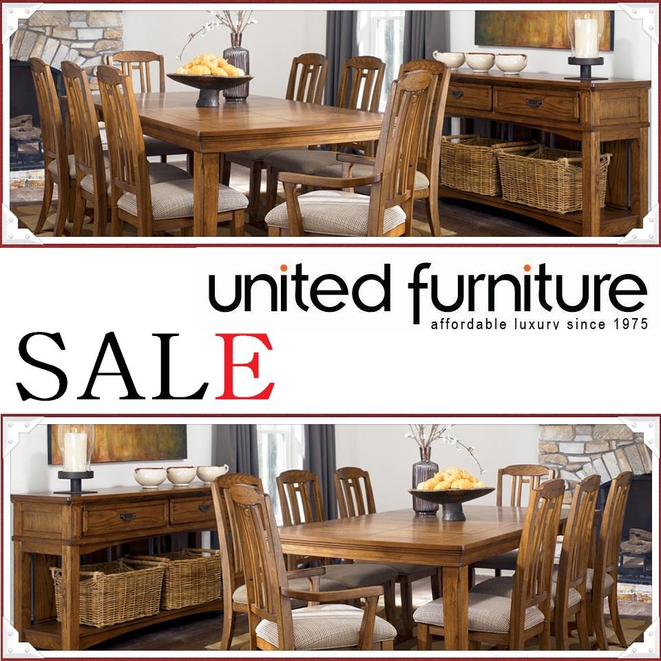 تخفيضات 25%-70% على أثاث United Furniture حتى 9 يوليو 2016