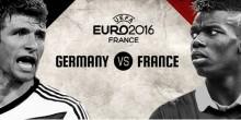 اليوم.. مواجهة نارية بين فرنسا وألمانيا لحجز مكان في نهائي اليورو