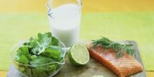 ماهي الأطعمة التي  تحتوي على الفيتامين د؟