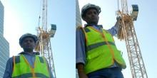 عامل يعيش 730 يومًا في رافعة لبناء برج مارينا 101 بدبي