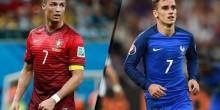 اليوم .. مواجهة نارية بين فرنسا والبرتغال في نهائي يورو 2016
