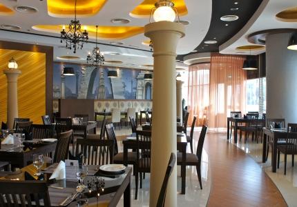 مطعم تونتي فايف ديغريس نورث ريستورنت – تيكوم