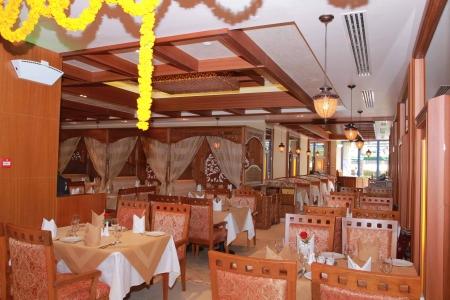 مطعم انديا بالاس – الغرير