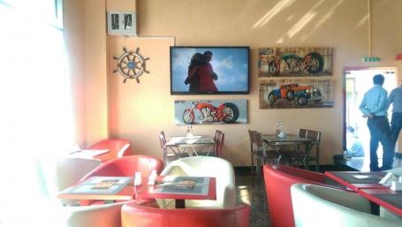مطعم بيتزا روما – واحة السيليكون