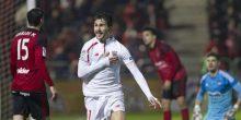 ريال سرقسطة يستعير خوان مونيوز من إشبيلية