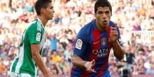 بالفيديو: برشلونة يسجل إنطلاقة قوية في الليجا بسداسية على ريال بيتيس