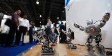 جيتكس يستعرض أول روبوت إماراتي شبيه بالبشر