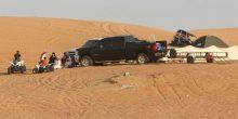 بلدية دبي تحدد منطقة لهباب الثانية موقعًا مختارًا لاقامة المخيم الشتوي