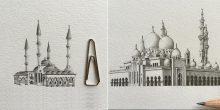 بالصور: رسامة إماراتية تتحول إلى نجمة على إنستغرام بفضل أعمالها  المميزة