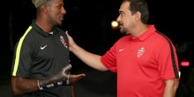 ماجد ناصر يلحق ببعثة الأهلي في إيطاليا بعد إستبعاده من المنتخب الإماراتي