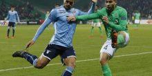 النادي الروسي موسكو يستعير لاعب لاتسيو ماوريسيو دوس سانتوس