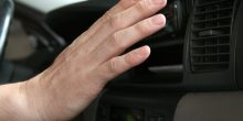 احذر توجيه هواء مكيف السيارة إلى جسمك مباشرة