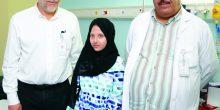 فريق من الأطباء بمستفى المفرق ينقذون فتاة من الشلل الرباعي