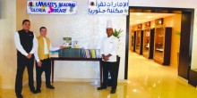 تدشين مكتبات فندقية في فندق غلوريا دبي تلبيةً لمبادرة رئيس الدولة