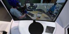 سامسونغ تطلق شاشة منحنية للألعاب