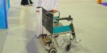 تكريم طالب إماراتي ابتكر كرسي متحرك لقياس طول ووزن ذوي الاحتياجات