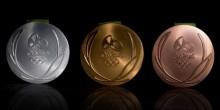 شاهد بالفيديو كيف تُصنع ميداليات الألعاب الأولمبية