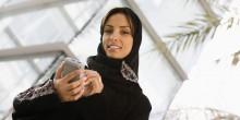%33 من الإماراتيين يفضلون هواتفهم على أصدقائهم