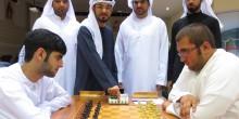 انطلاق فعاليات بطولة كأس رئيس الدولة للشطرنج