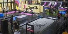 بالصور: افتتاح صالة بونس في مارينا مول بأبوظبي