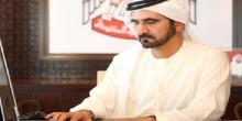 محمد بن راشد يقدم تعازيه لعائلة الشهيد البلوشي