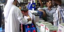 مصادرة 227 ألف قطعة مقلدة ومغشوشة في أبوظبي