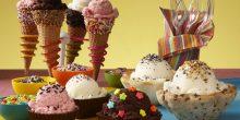 تلذذ بطعم الأيس كريم في أفضل متاجر المثلجات بدبي