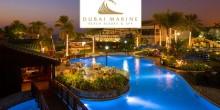 منتجع شاطئ دبي مارين: أيقونة سياحية تتلألأ في سماء مدينة دبي
