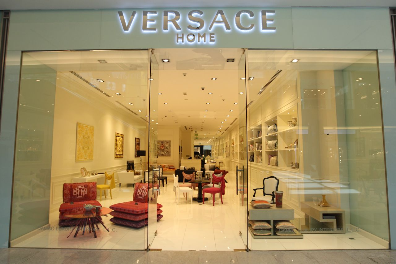 متجر Versace Home