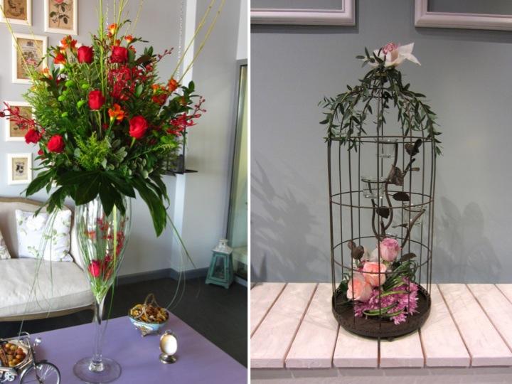 متجر flowershop