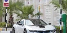 بالصور: تدشين محطات شحن سيارات كهربائية الجديدة في الإمارات