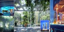 """بالصور:""""Rosemont Hotel & Residences"""" أيقونة جديدة تضاف إلى سماء دبي"""