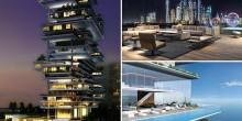 بالصور: تعرف على أغلى مبنى سكني في دبي