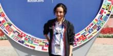 الإماراتية ندى البدواوي: العودة بميدالية ليس مستحيلا