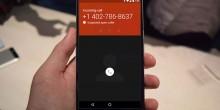 هواتف أندرويد تتيح ميزة حظر المكالمات غير المرغوبة