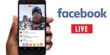 فيسبوك يطرح ميزةً جديدة لخدمة البث المُباشر