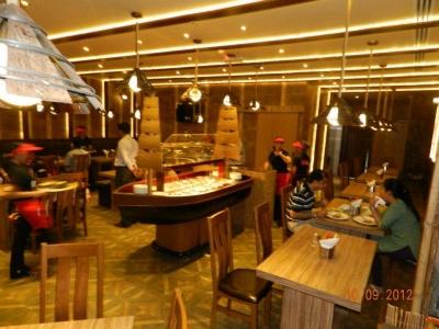 مطعم سانكالب – عود ميثاء