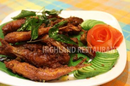 مطعم هايلاند – القرهود