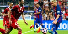 اليوم .. برشلونة يبدأ الموسم بمواجهة العنيد إشبيلية في السوبر الإسباني