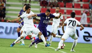 الأهلي 5 - 1 والعين كأس الخليج العربي