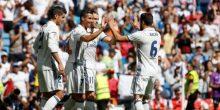 بالفيديو: ريال مدريد يقضي على أوساسونا بخماسية